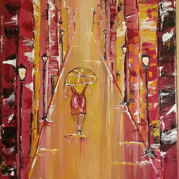 canvas Other - Acrylic painting original